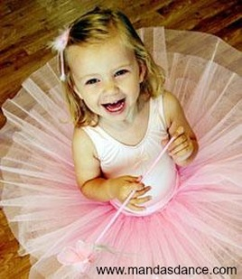 Manda's Rhythm & Dance Clinton Township toddler dance ballet