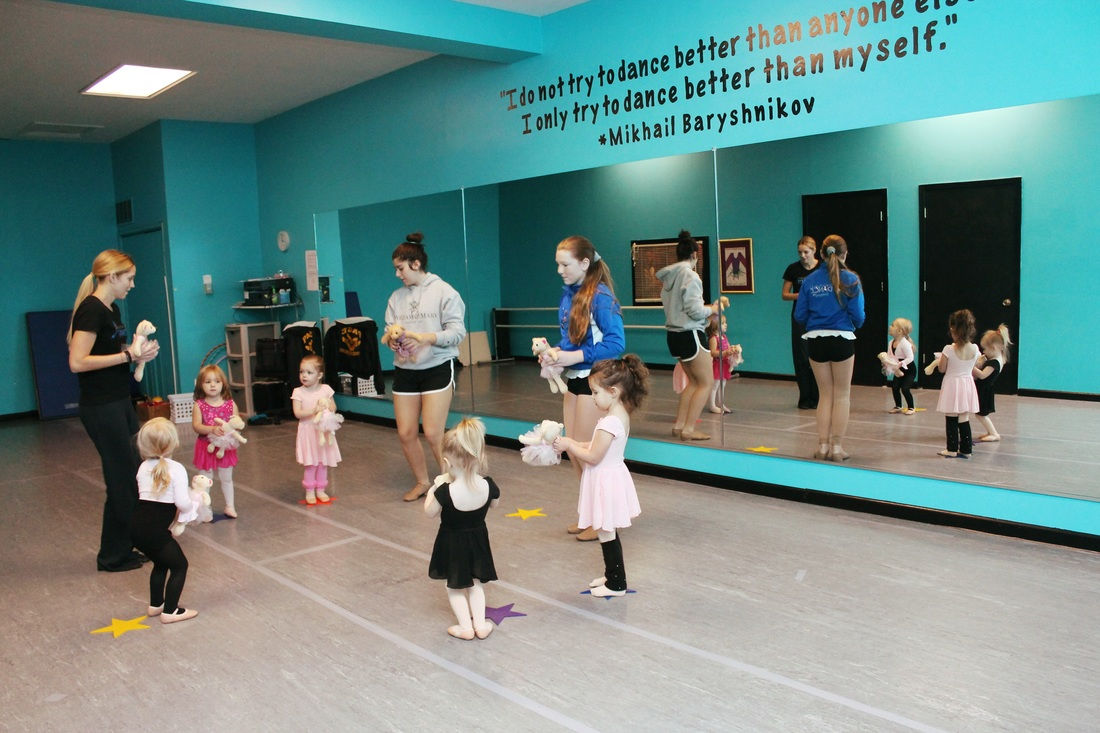 Toddler & Preschool Dance